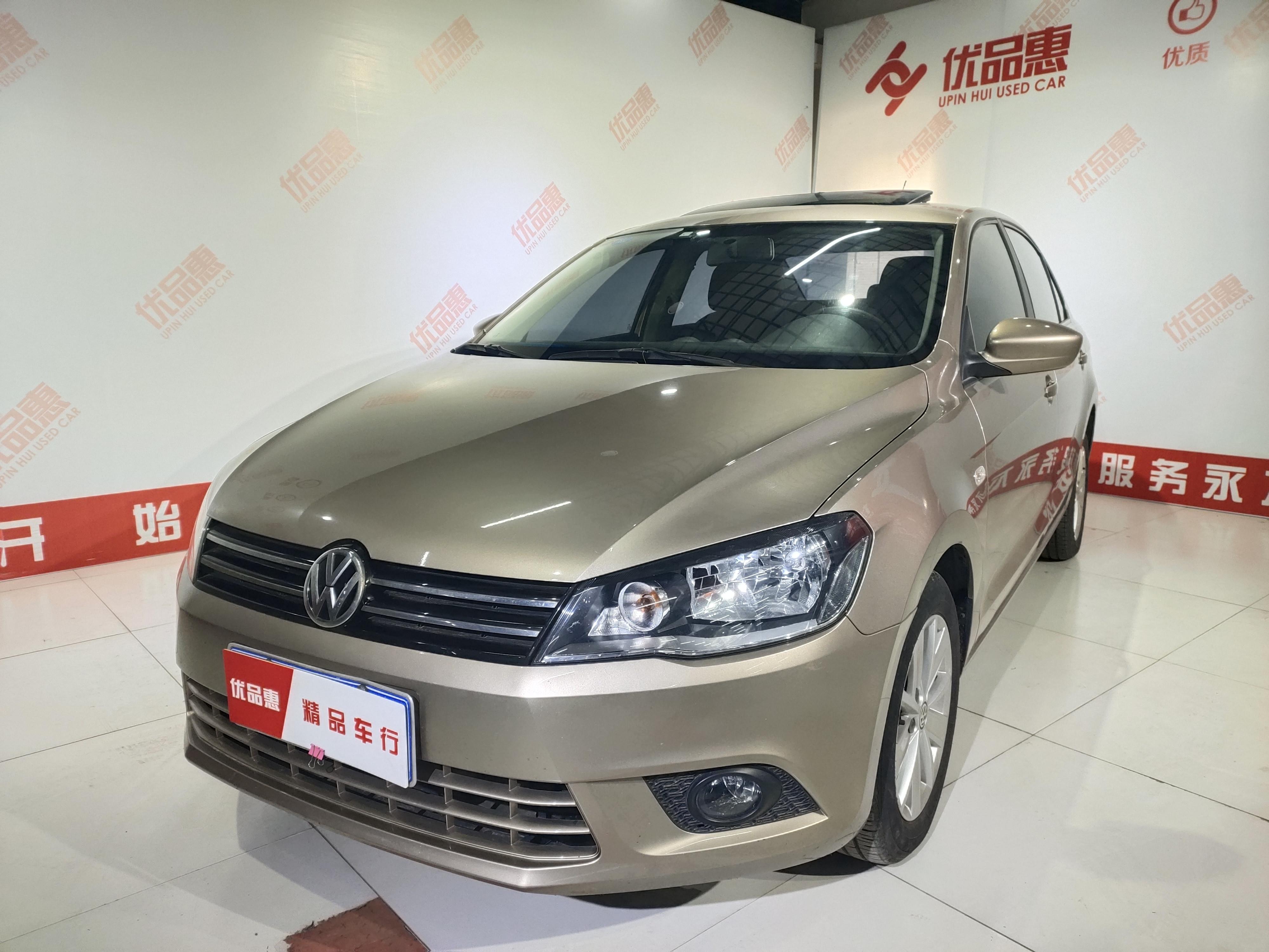 2013款  捷达  1.6L 手动舒适型
