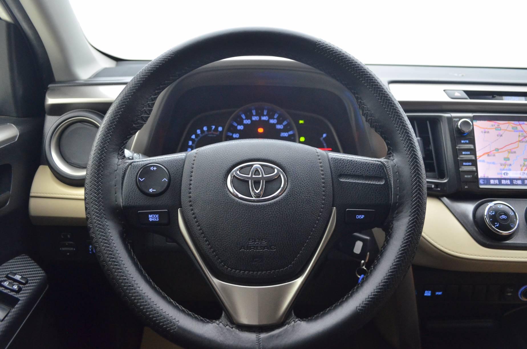 2013款 一汽丰田rav4 2.0l cvt两驱都市版
