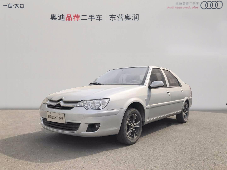 2008款  爱丽舍  三厢 1.6L CNG手动标准型