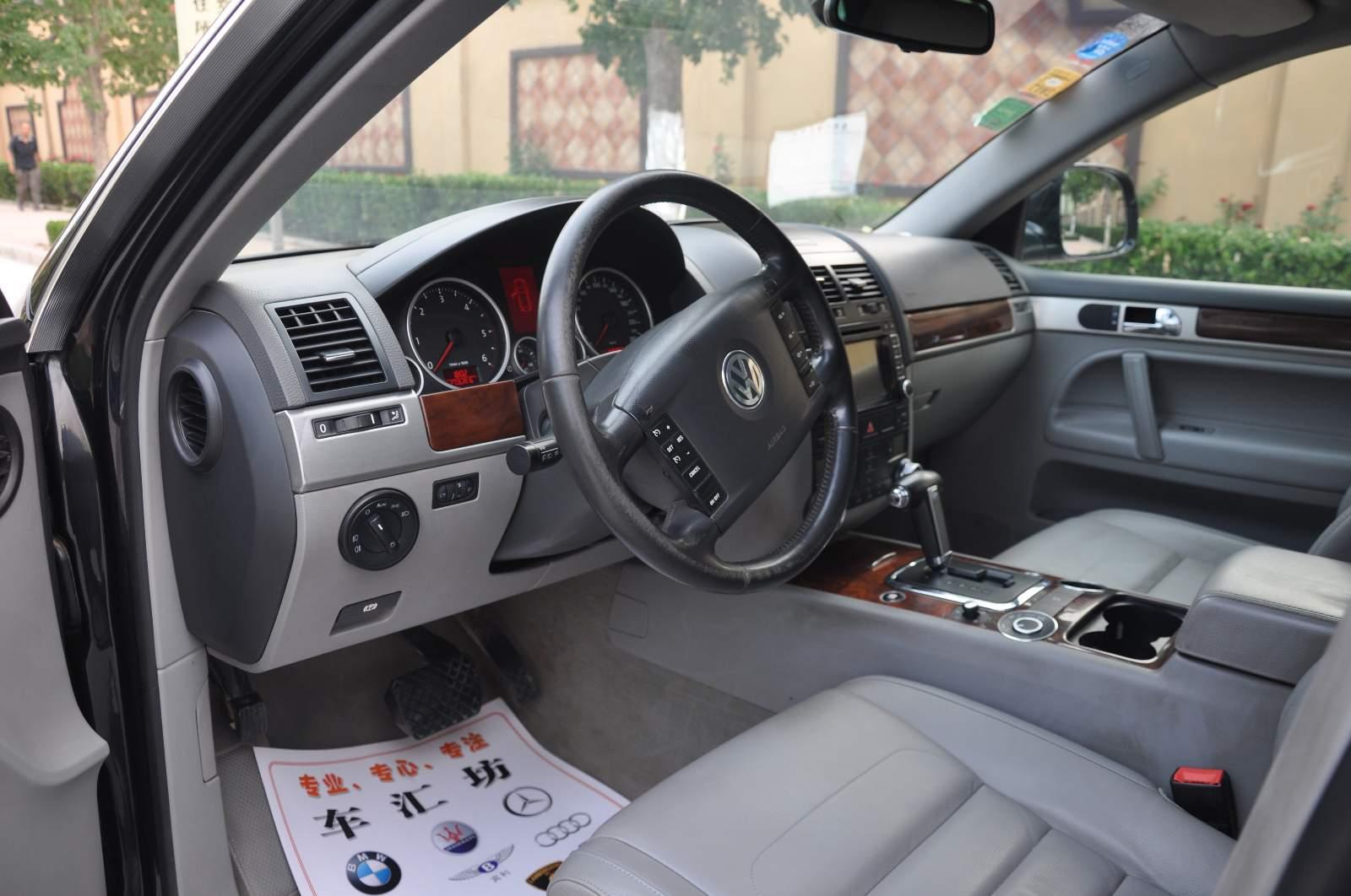 2009款 途锐 3.0t v6柴油豪华型图片