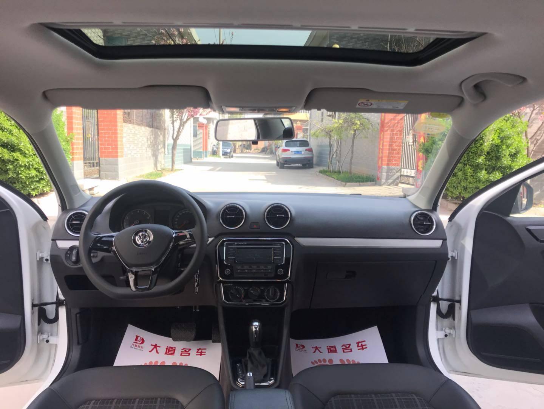 5自动档,带天窗,定速巡航,电动后视镜调节,后视镜加热,倒车雷达,车内