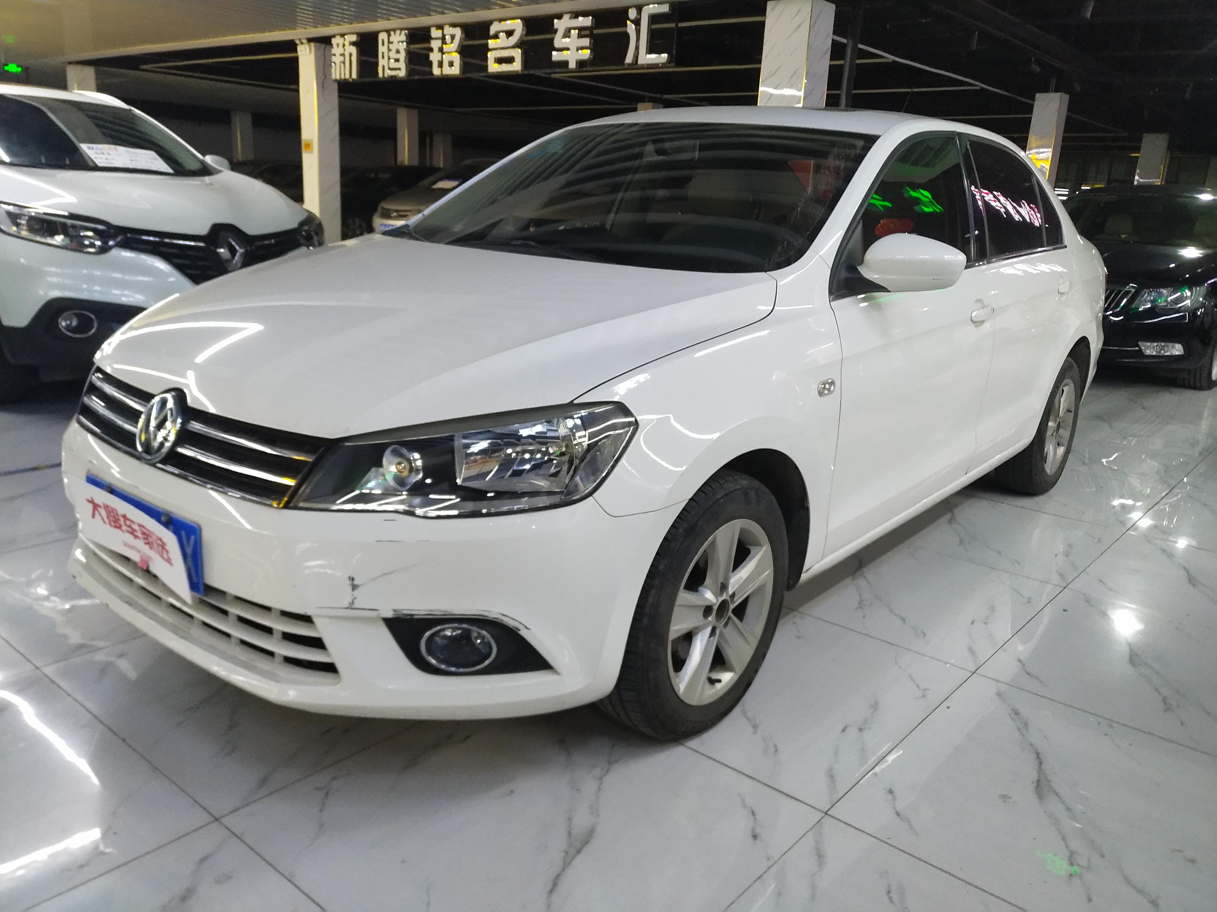 2013款  捷达  1.6L 自动豪华型