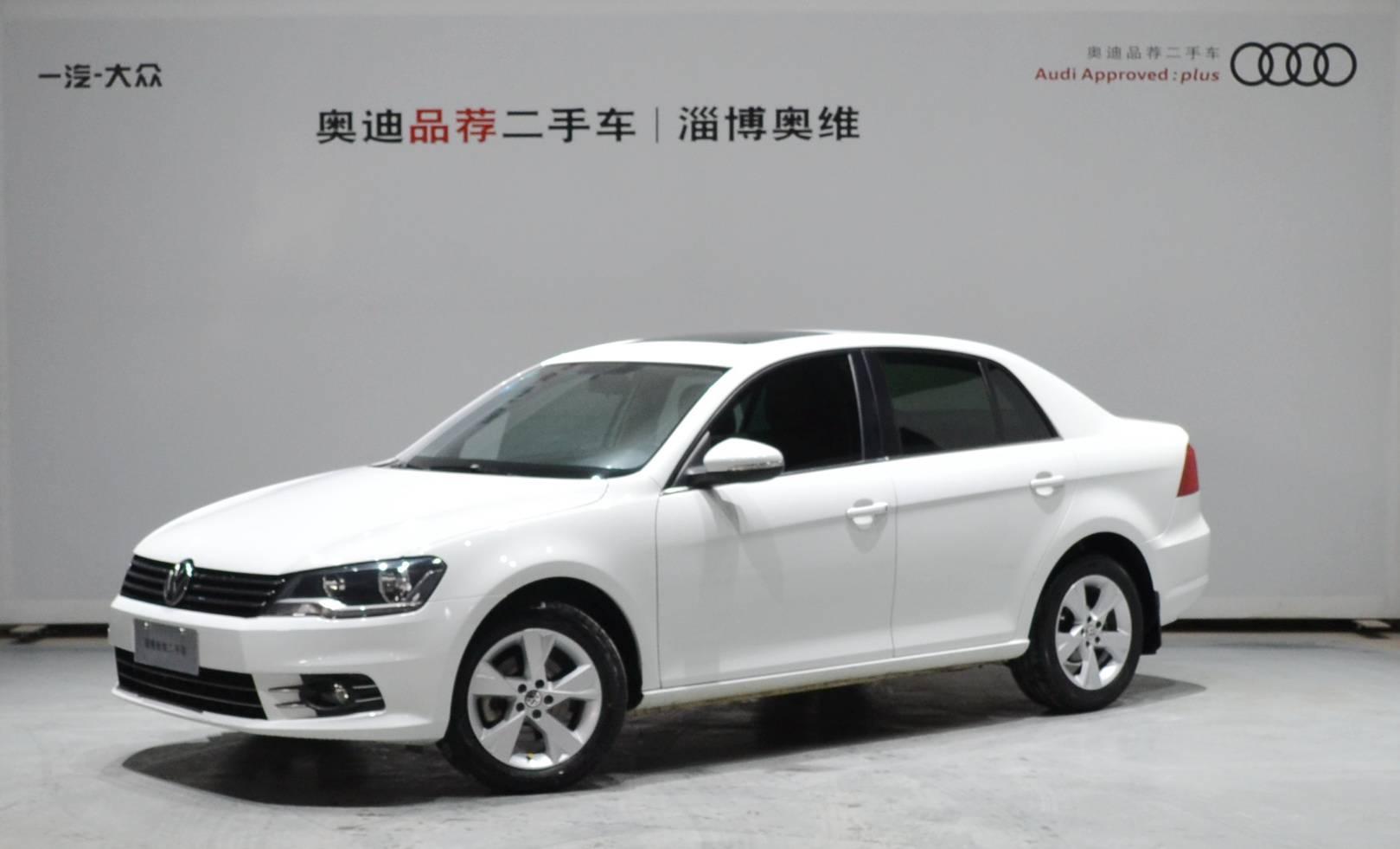 2013款  宝来  1.6L 自动舒适型
