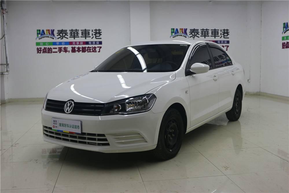 2015款  捷达  1.6L 自动时尚型