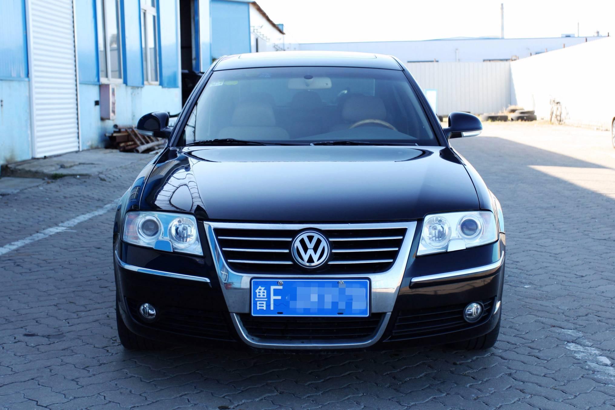 2006款 Passat领驭 1.8T 自动VIP版