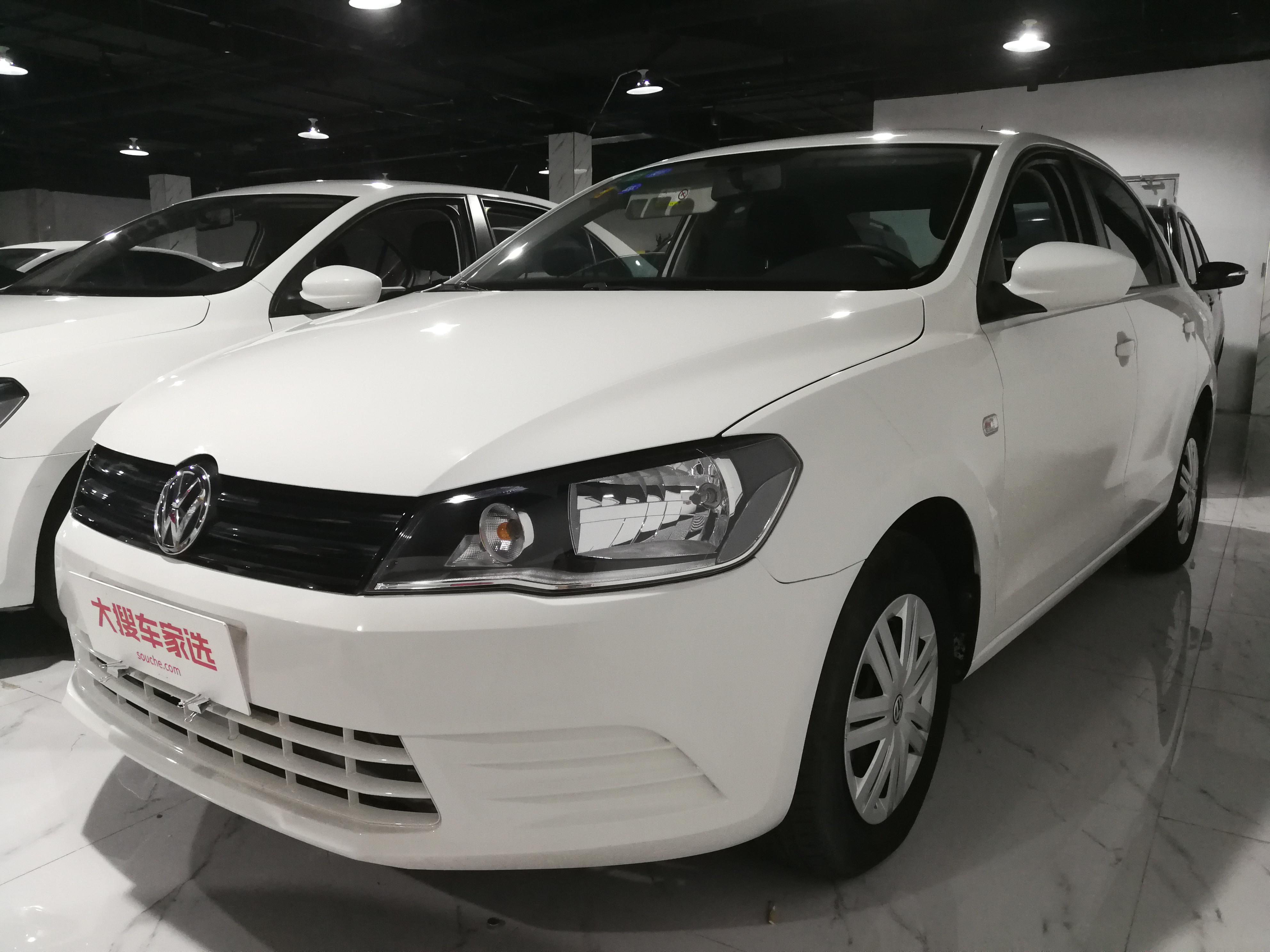 2015款  捷达  1.6L 自动舒适型