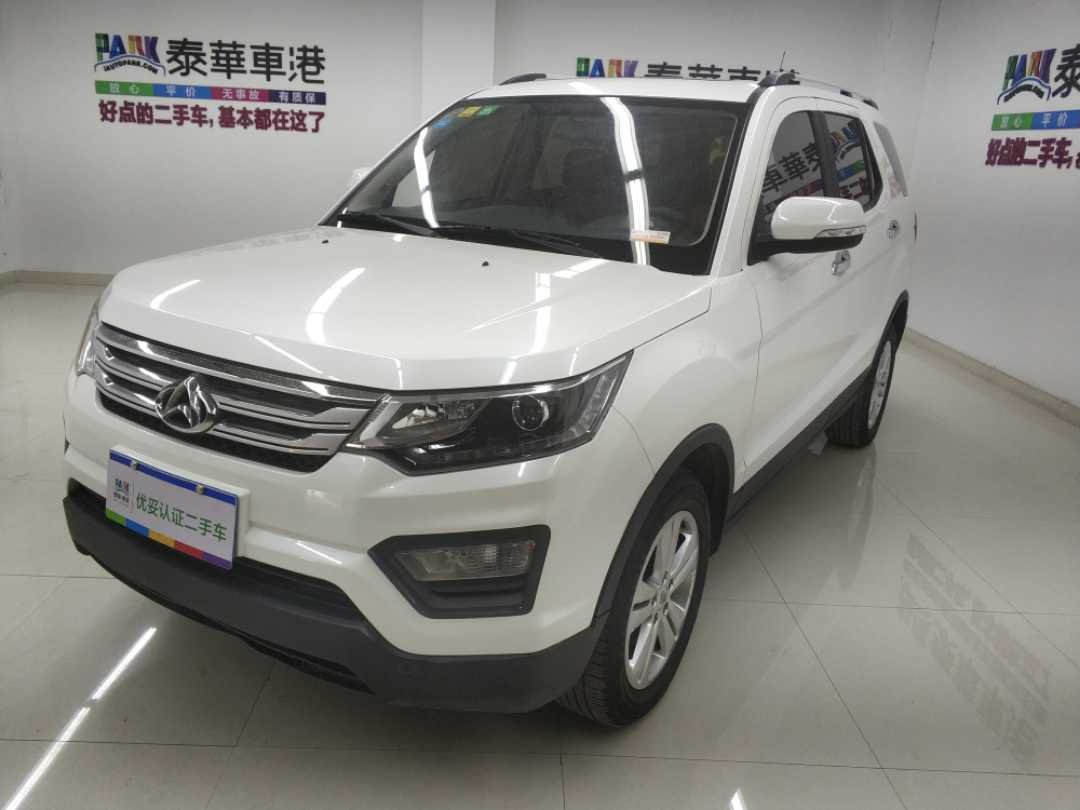 2016款 长安CX70 1.6L 手动精英型