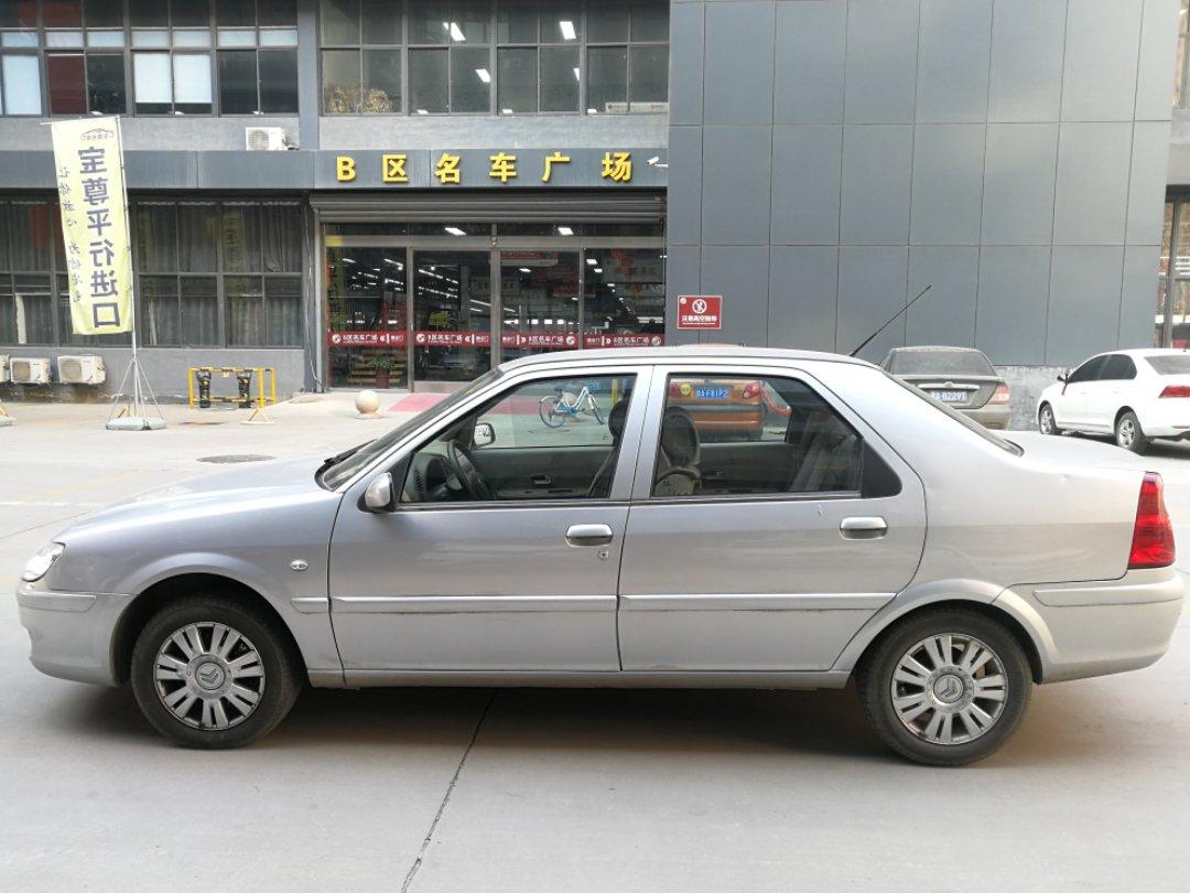 2008款  爱丽舍  1.6L 手动舒适型