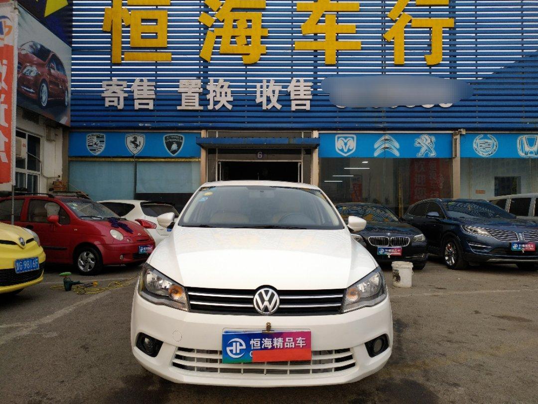 2013款  捷达  1.6L 手动豪华型