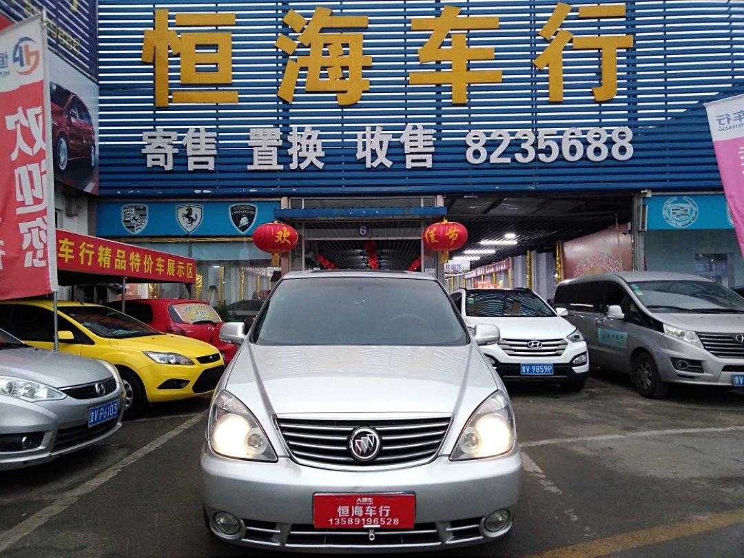 2008款 别克GL8 陆尊3.0 LT 豪华版