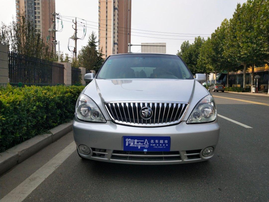 2011款  别克GL8  2.4L LT行政版