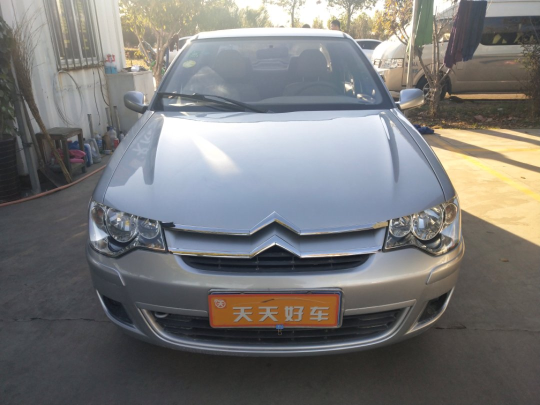 2010款  爱丽舍  三厢 1.6L 手动尊贵型