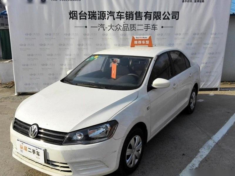 2013款  捷达  1.6L 手动时尚型
