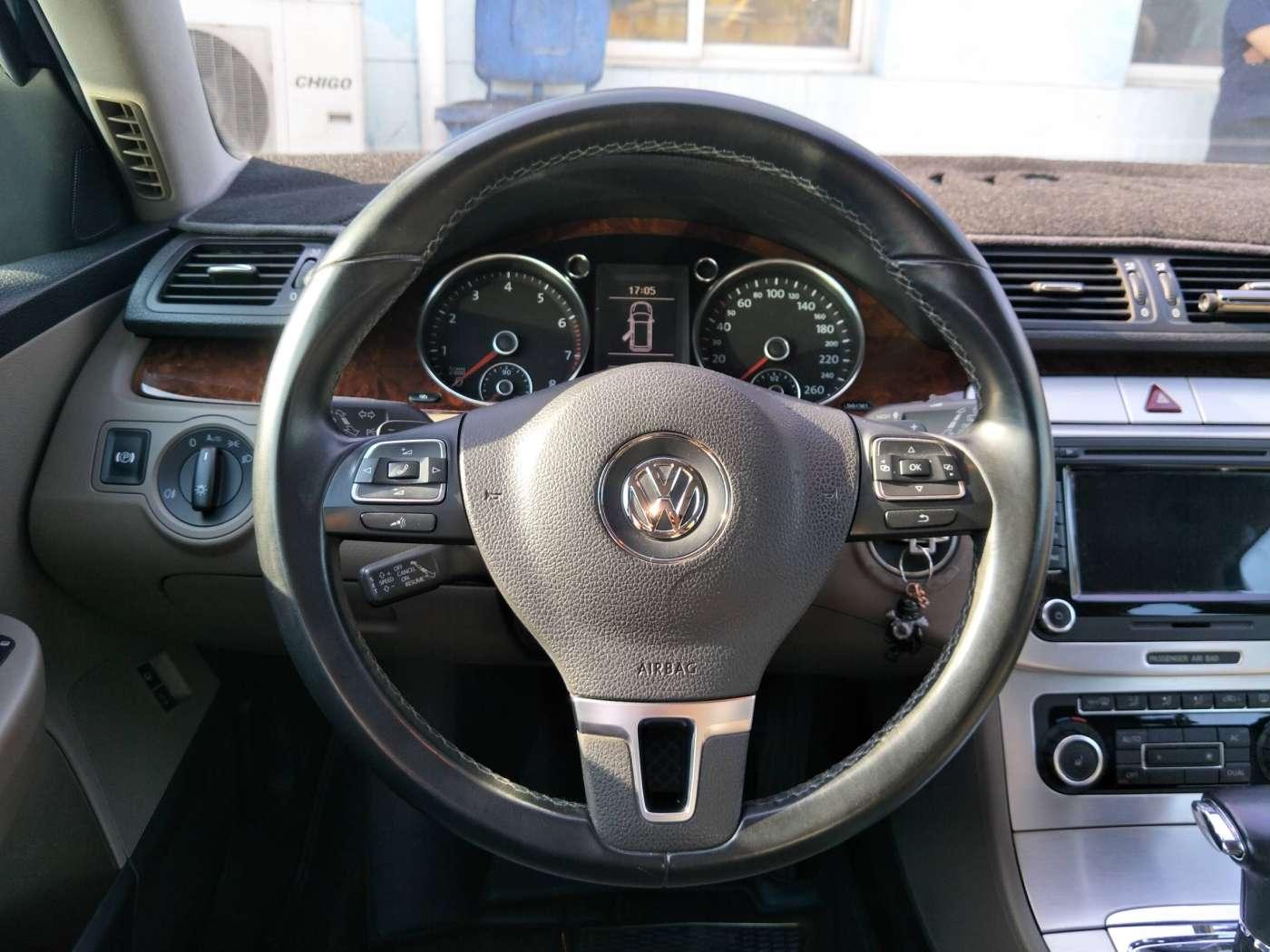 2011年01月 大众 迈腾(进口) 大众迈腾(进口) 2012款 旅行版 2.0TSI 豪华型|甄选大众-北京卡斯基汽车服务有限公司