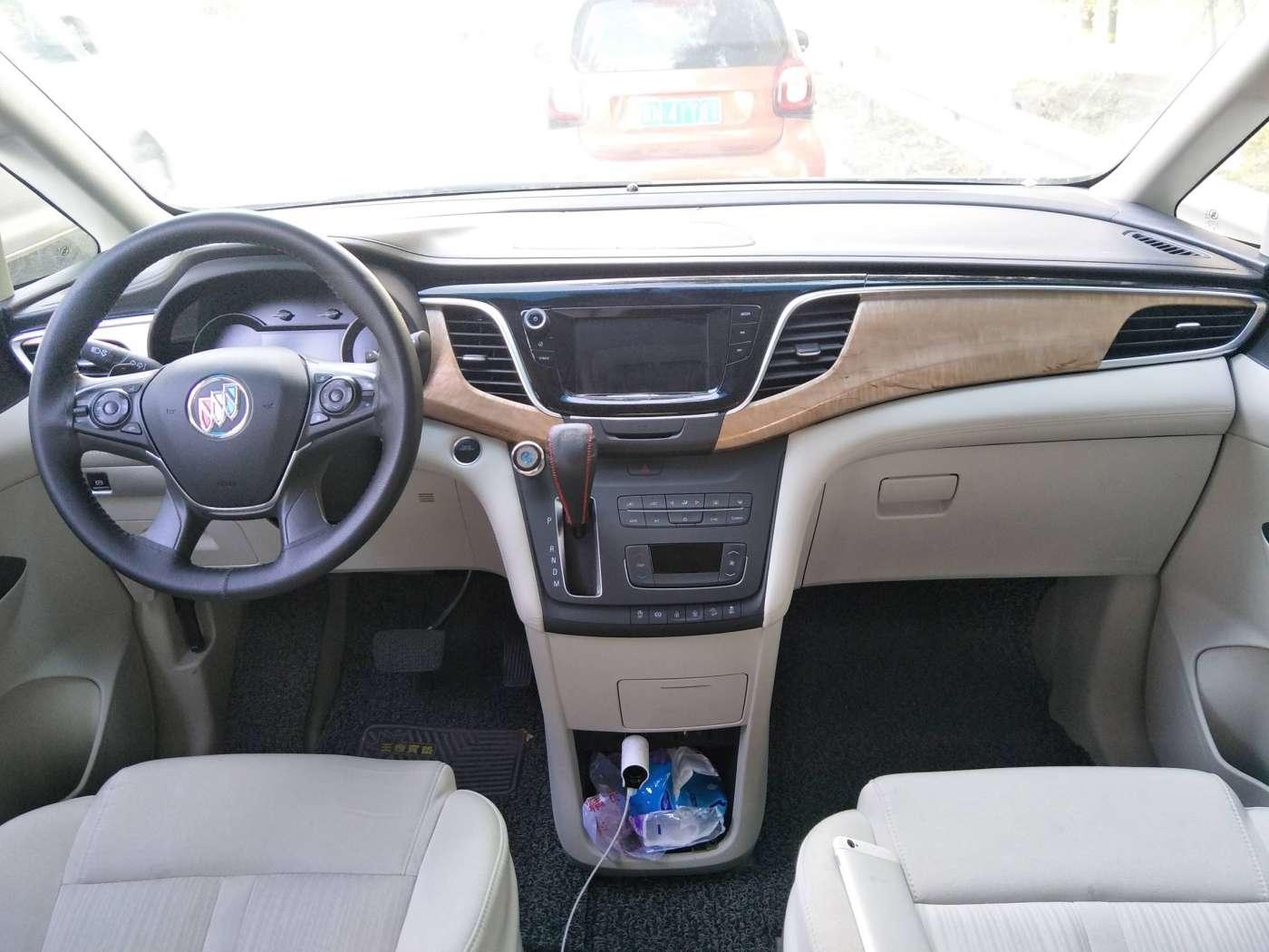 2017年11月 2017款 别克GL8 28T 舒适型|甄选易手车-北京卡斯基汽车服务有限公司