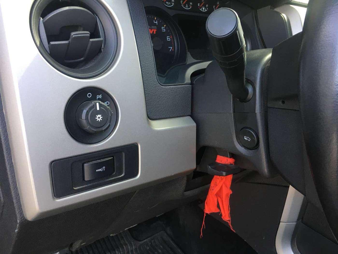 2012年12月 福特F-150 2011款 6.2L SVT Raptor SuperCab|甄选福特-北京卡斯基汽车服务有限公司