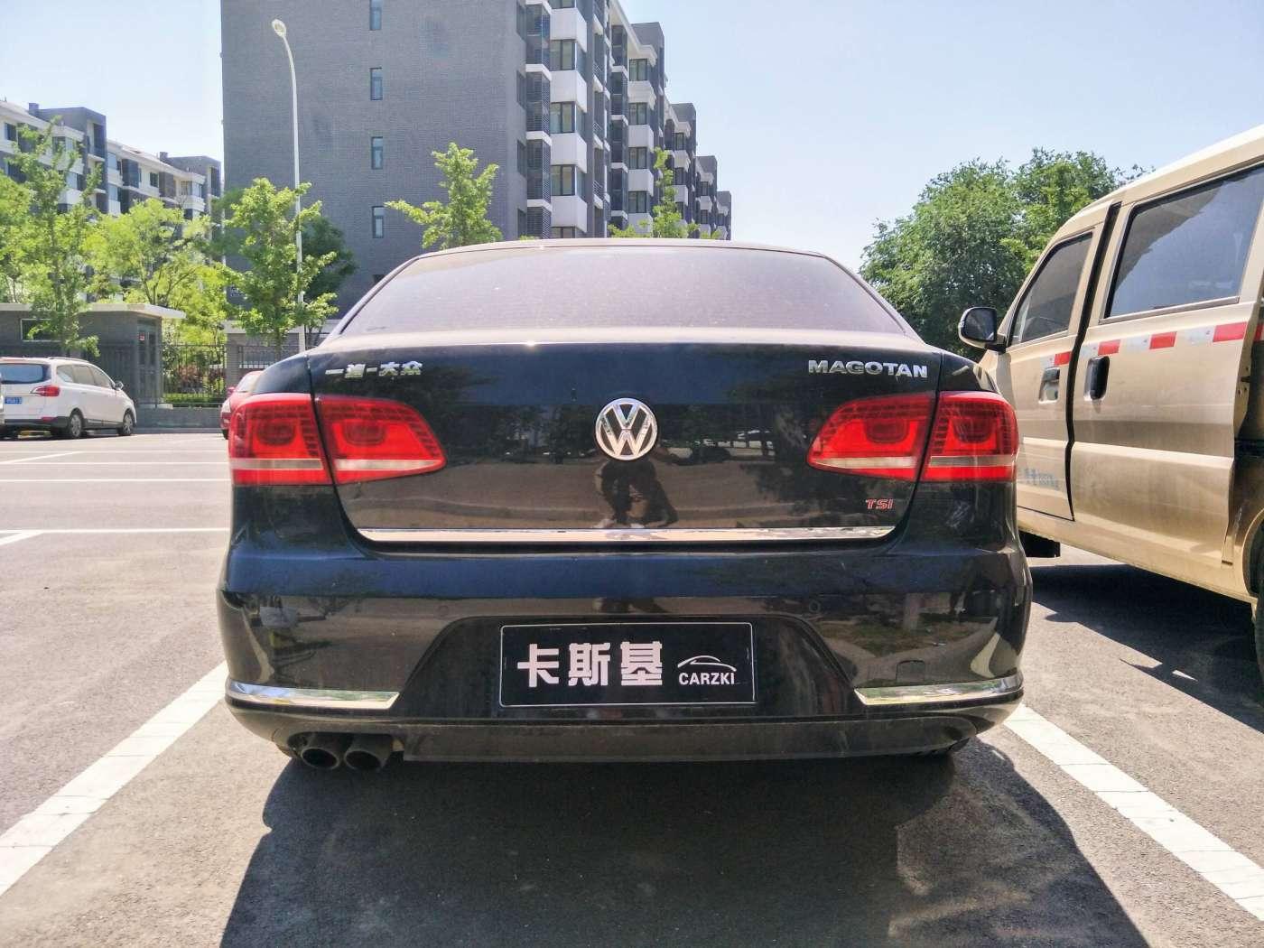 2013年07月 大众 迈腾 2013款 2.0TSI 尊贵型 甄选大众-北京卡斯基汽车服务有限公司