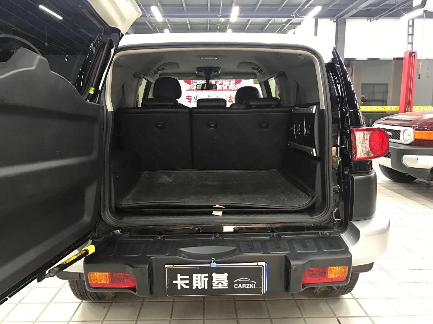 2014年03月 丰田 FJ 酷路泽 2013款 4.0L|甄选丰田-北京卡斯基汽车服务有限公司