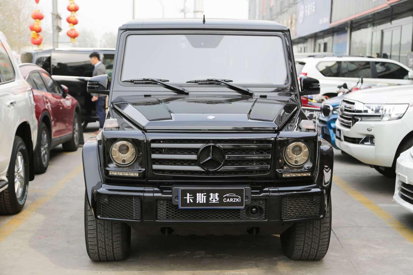 奔驰G级 2016款 G 500|甄选奔驰-北京卡斯基汽车服务有限公司