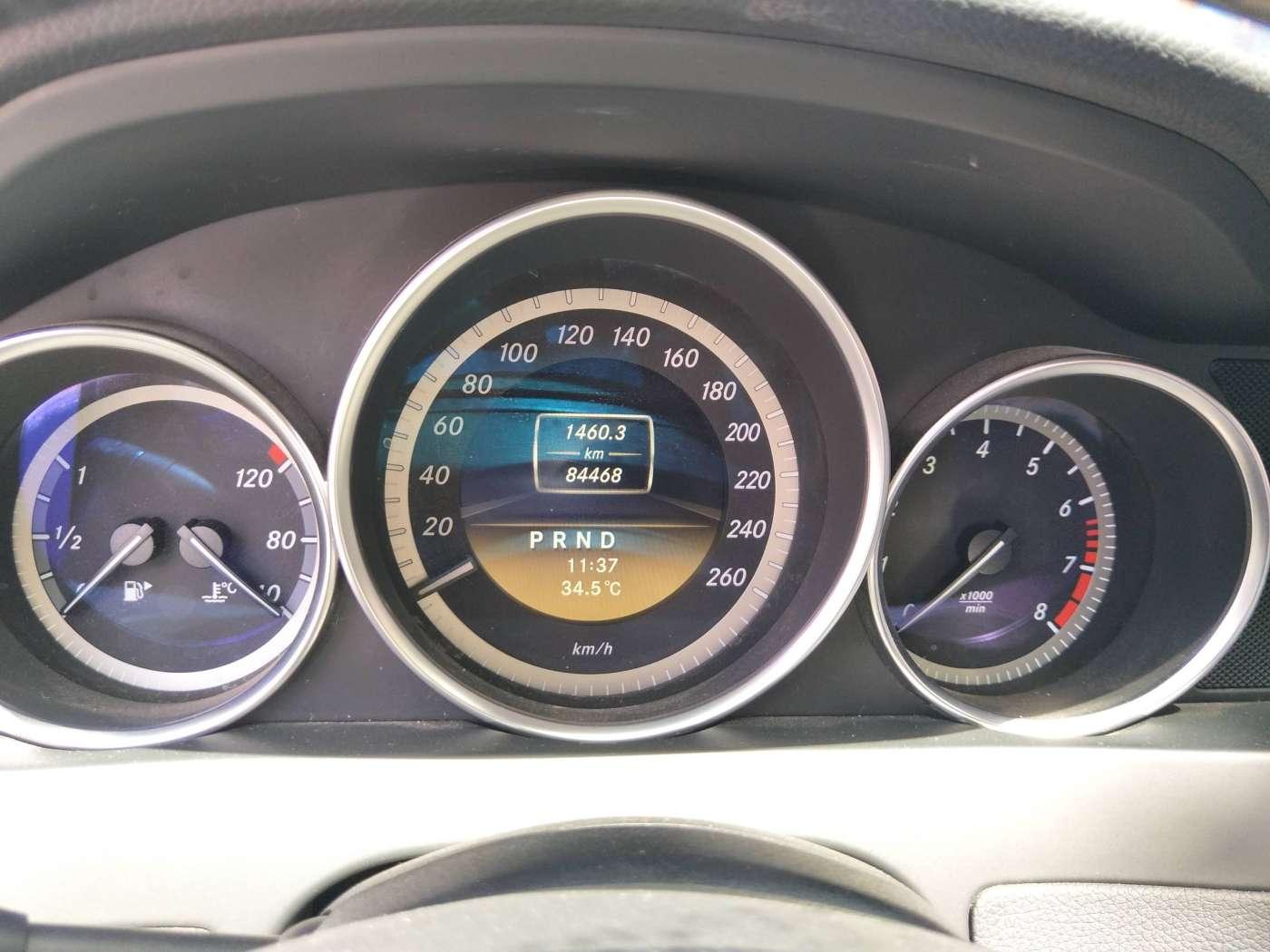 2012年02月 奔驰C级 2011款 C 180K 经典型|甄选奔驰-北京卡斯基汽车服务有限公司