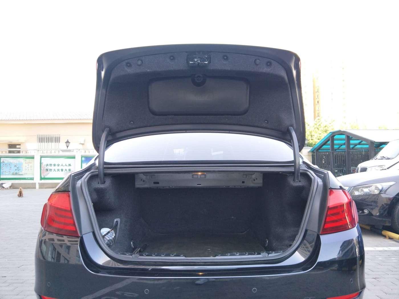 2013年09月 宝马5系 2013款 525Li 豪华型|甄选宝马-北京卡斯基汽车服务有限公司