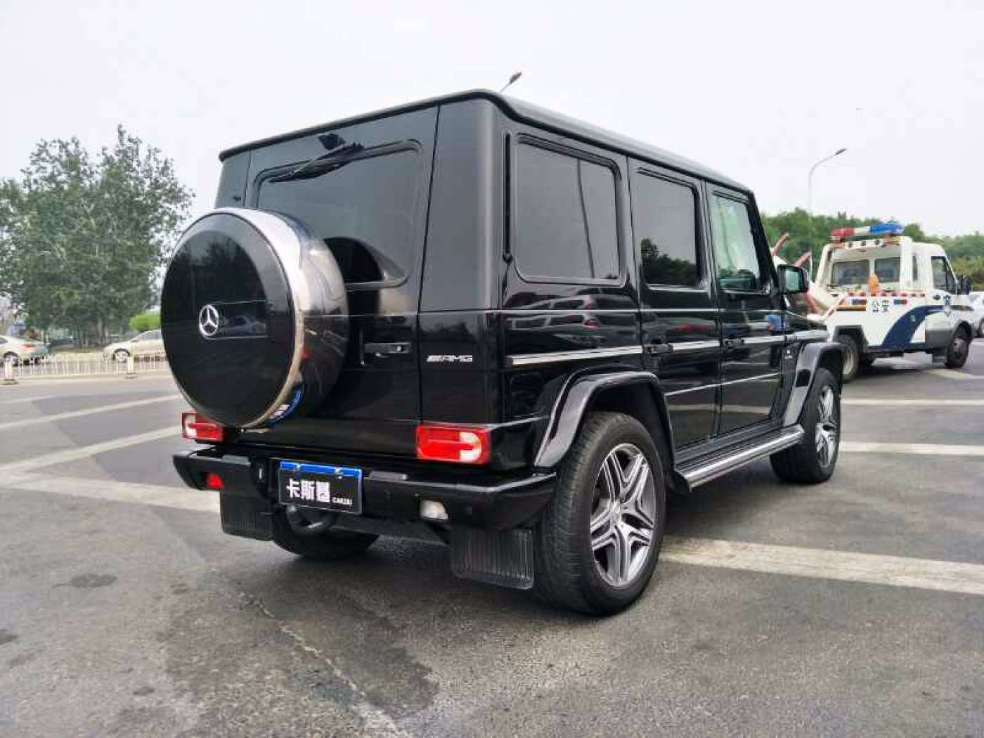 2014年05月 奔驰G级AMG 2013款 G 63 AMG |甄选奔驰-北京卡斯基汽车服务有限公司