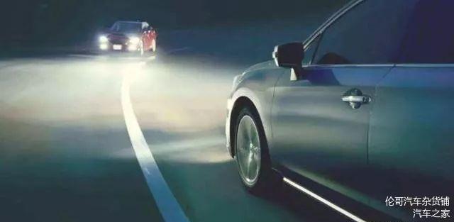 夜间跑高速为什么不能使用近光灯 要用远光灯