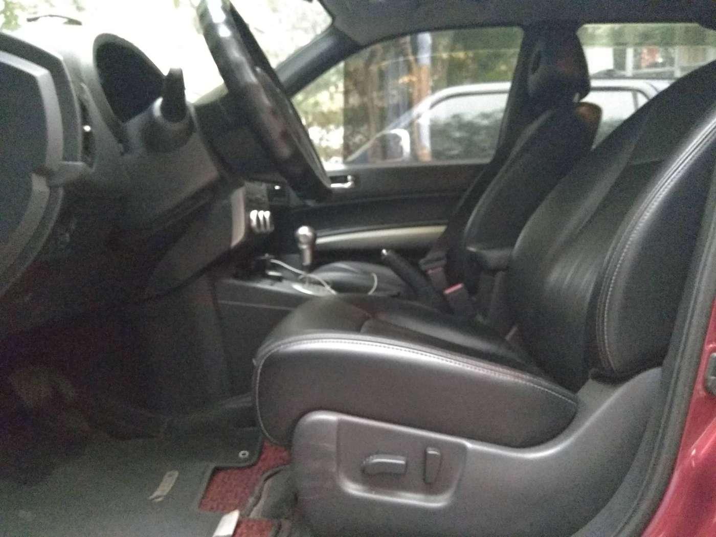 2014年05月 日产 奇骏 2012款 2.5L CVT豪华版 4WD|甄选易手车-北京卡斯基汽车服务有限公司