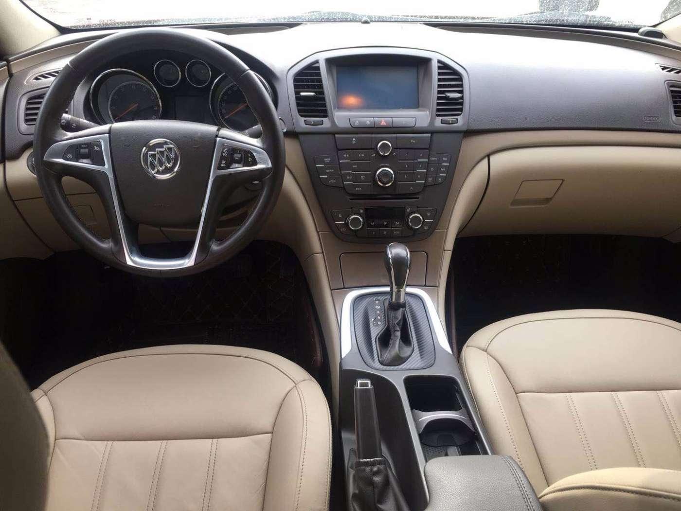 2012年01月 别克 君威 2011款 2.4L SIDI旗舰版|甄选易手车-北京卡斯基汽车服务有限公司