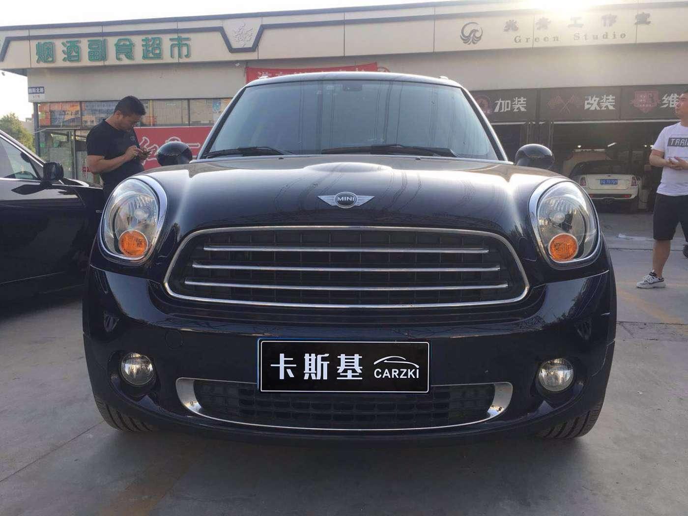 2012年04月 MINI 2011款 1.6L COOPER Fun|甄选宝马-北京卡斯基汽车服务有限公司