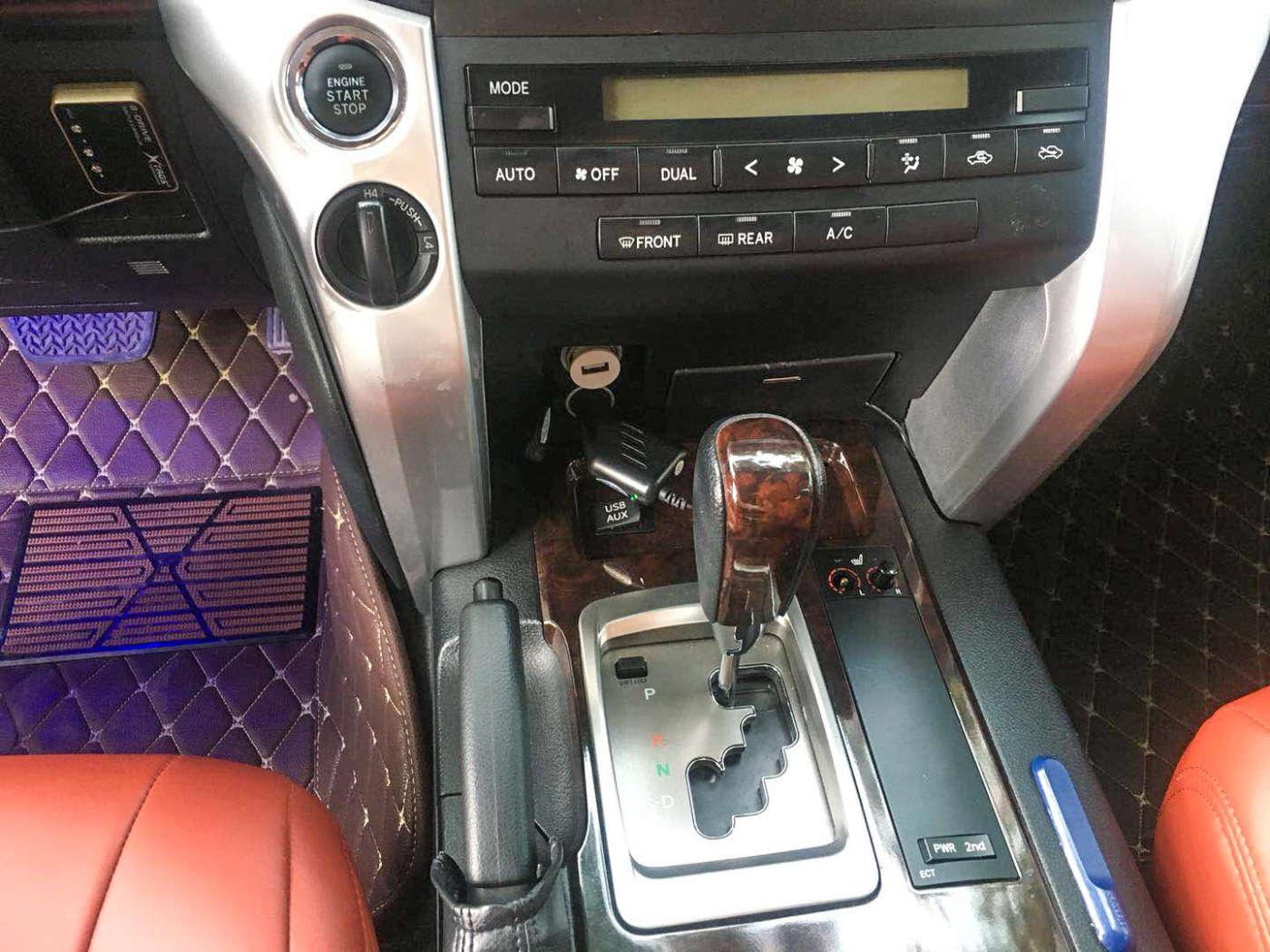 2015年11月 丰田 2015款 兰德酷路泽(进口) 4.0L 自动 4000 中东乞丐版|甄选丰田-北京卡斯基汽车服务有限公司