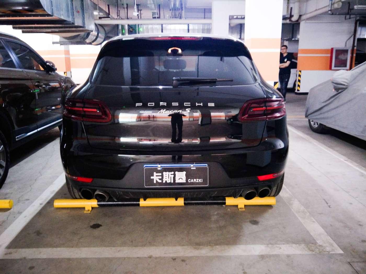 2016年04月 保时捷 2016款 Macan Macan S 3.0T|甄选保时捷-北京卡斯基汽车服务有限公司