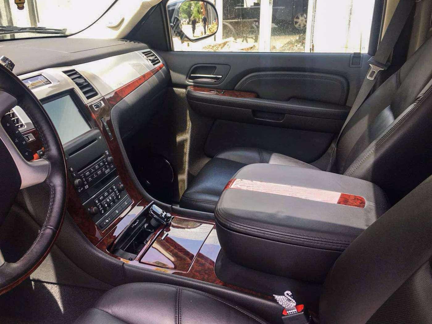 2009年05月 凯迪拉克 凯雷德ESCALADE 2008款 6.2 AWD|甄选凯迪拉克-北京卡斯基汽车服务有限公司