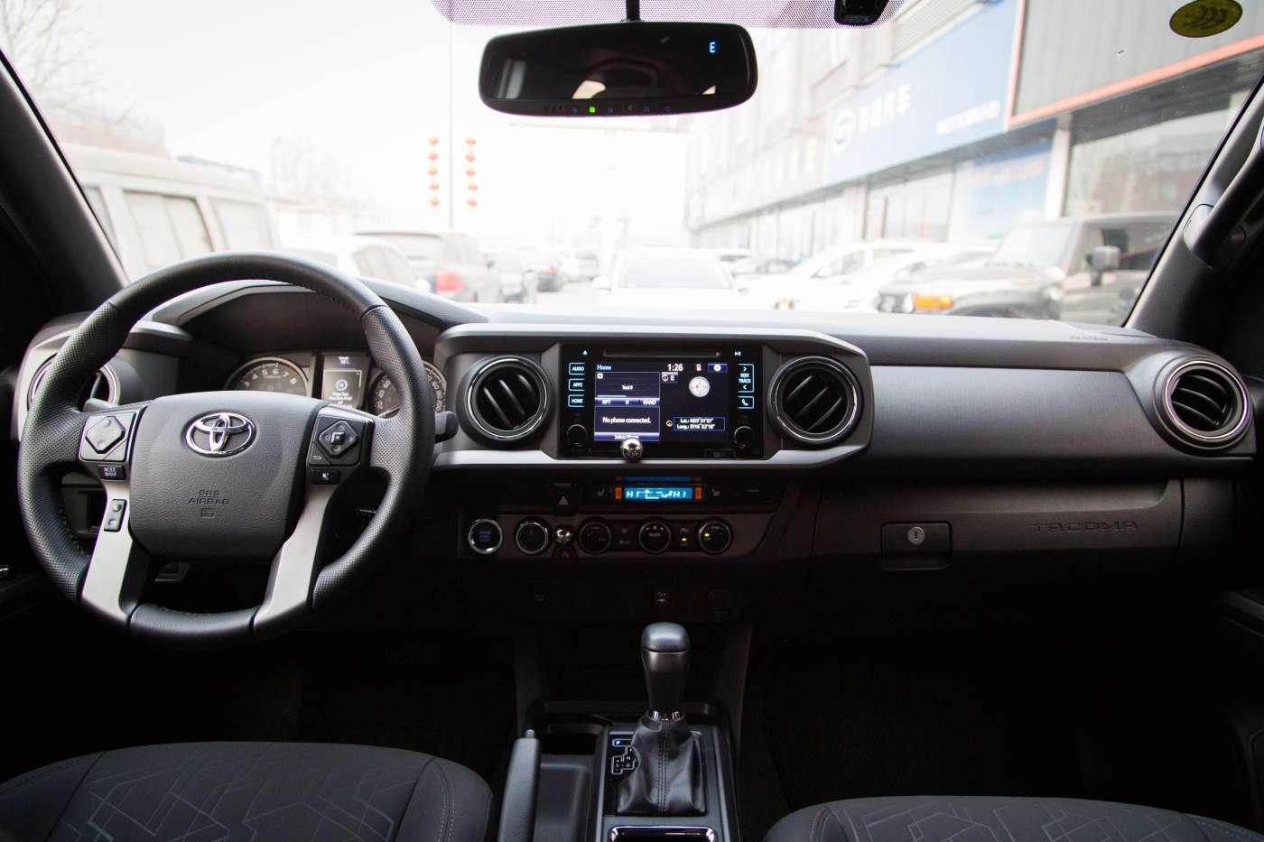 2017年08月 丰田 2016款 Tacoma 3.5L四驱美规SR5版|进口丰田-北京卡斯基汽车服务有限公司