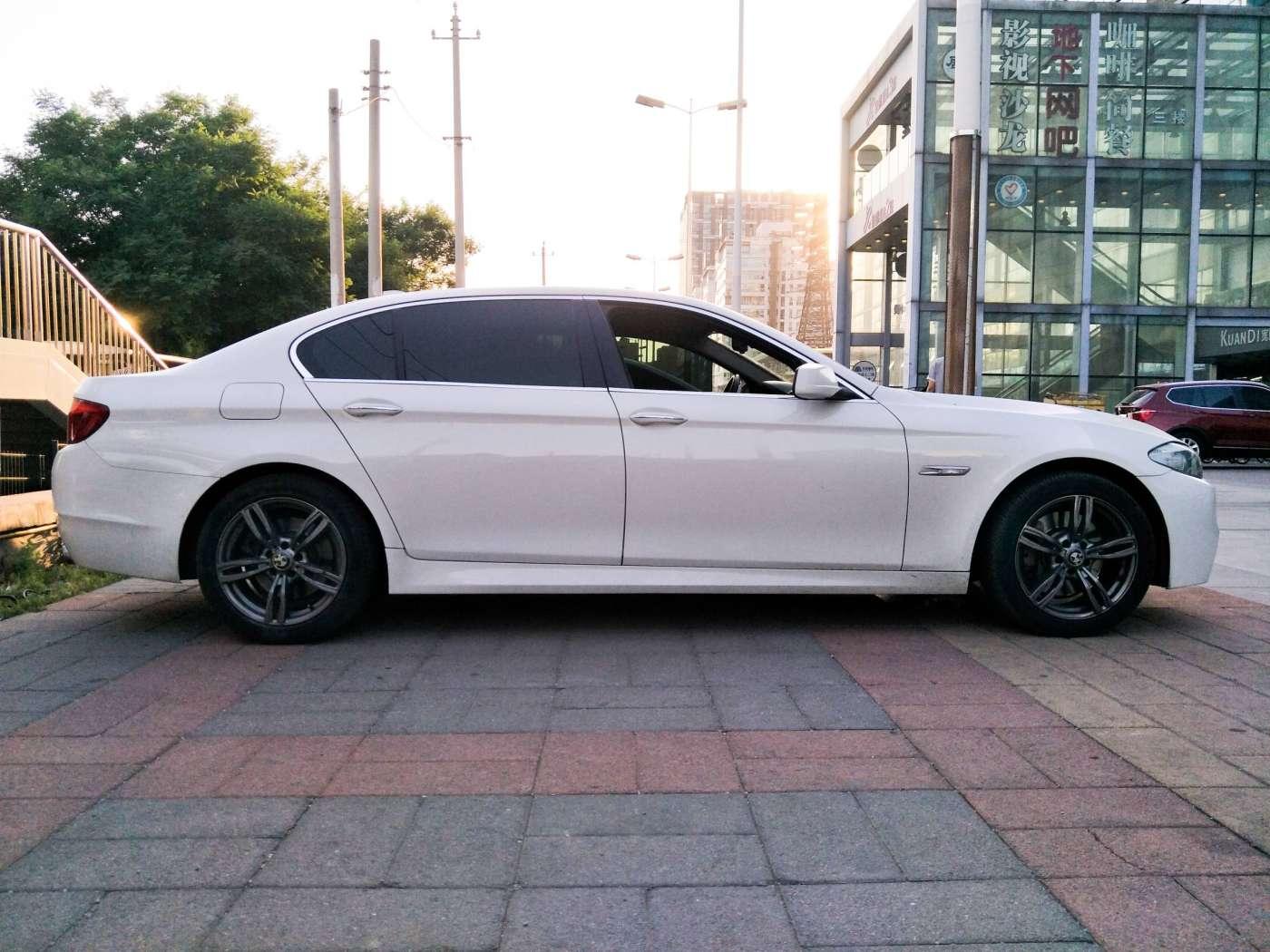 2012年12月 宝马5系 2013款 535Li 领先型 |甄选宝马-北京卡斯基汽车服务有限公司