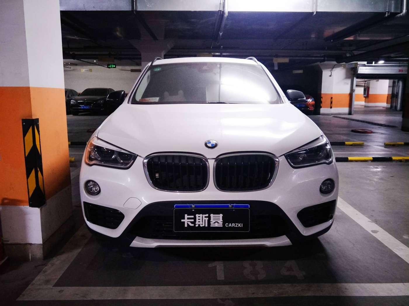 2016年06月 2016款 宝马X1 xDrive25Li 豪华型 甄选宝马-北京卡斯基汽车服务有限公司