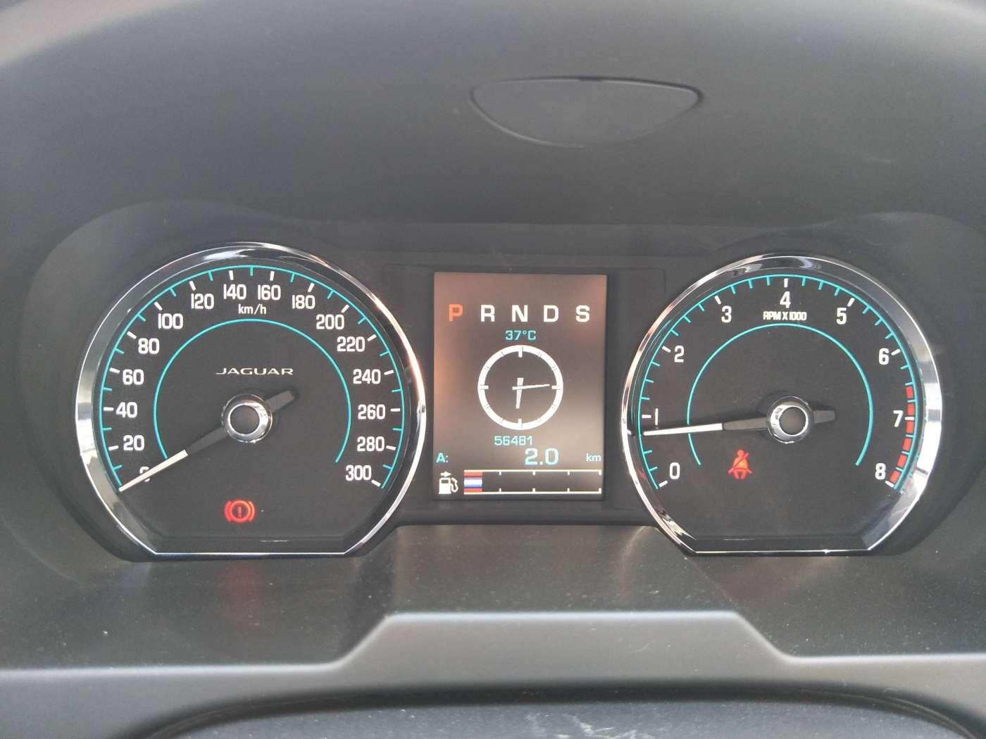 2015年05月 捷豹XF 2015款 XF 2.0T Sportbrake 豪华版|甄选捷豹路虎-北京卡斯基汽车服务有限公司