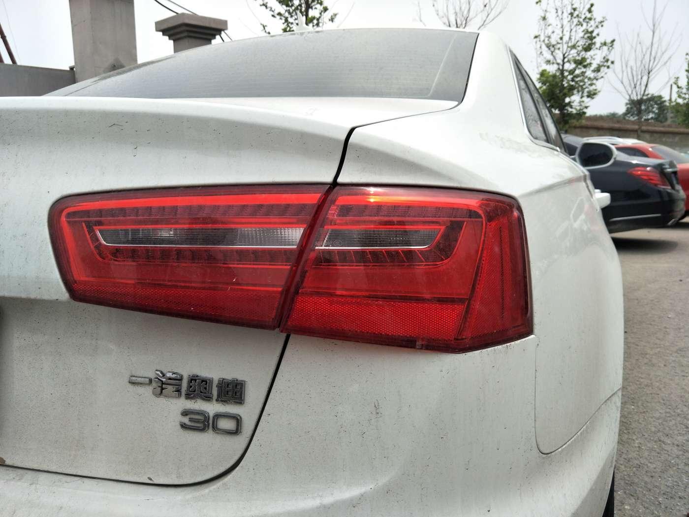 2013年12月 奥迪A6L 2014款 TFSI 标准型|甄选奥迪-北京卡斯基汽车服务有限公司