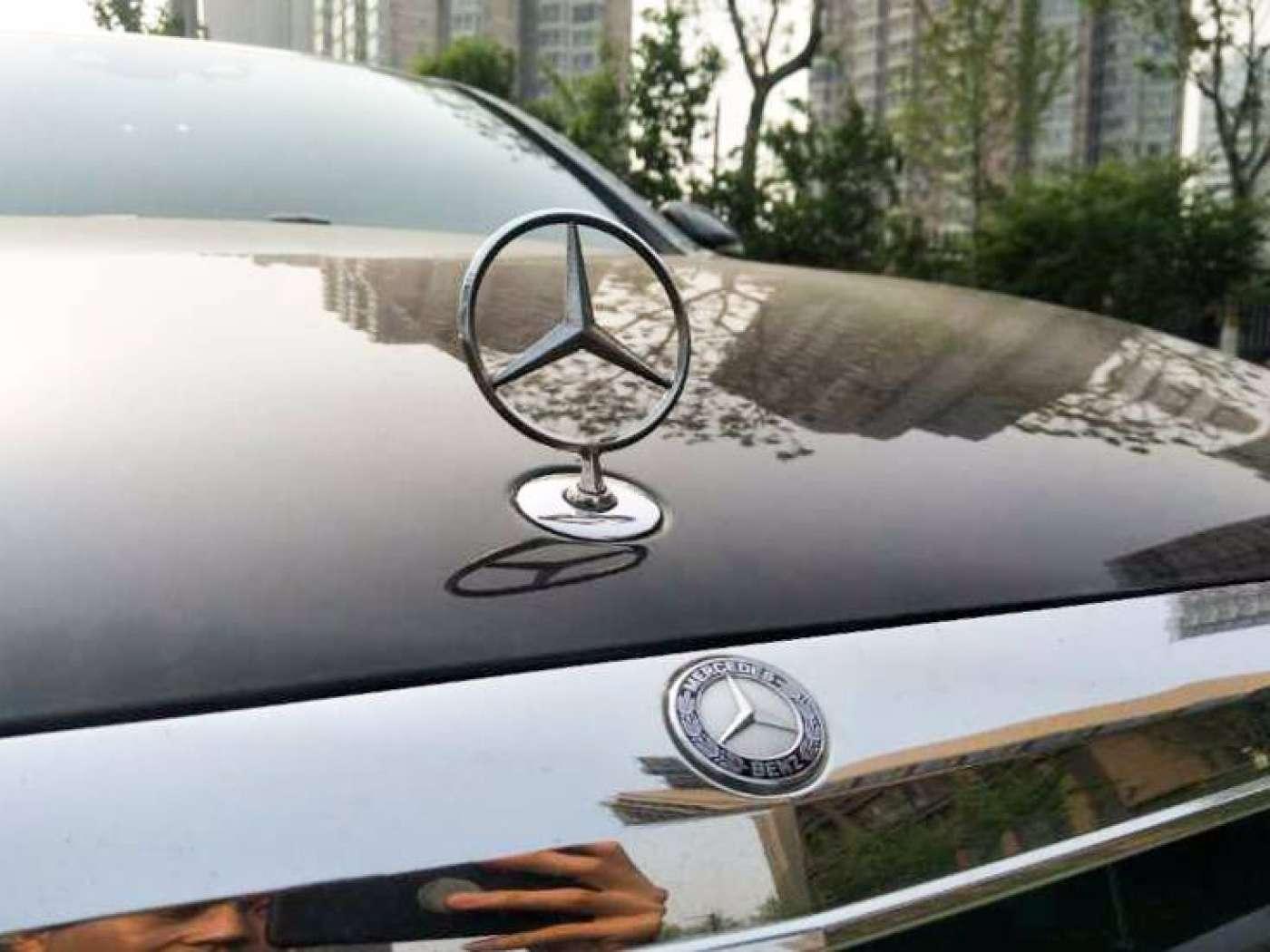 2014年09月 奔驰S级 2014款 S 320 L 商务型|甄选奔驰-北京卡斯基汽车服务有限公司