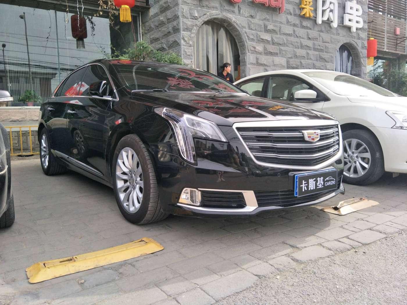 2017年11月 2018款 凯迪拉克XTS 28T 豪华型|甄选凯迪拉克-北京卡斯基汽车服务有限公司