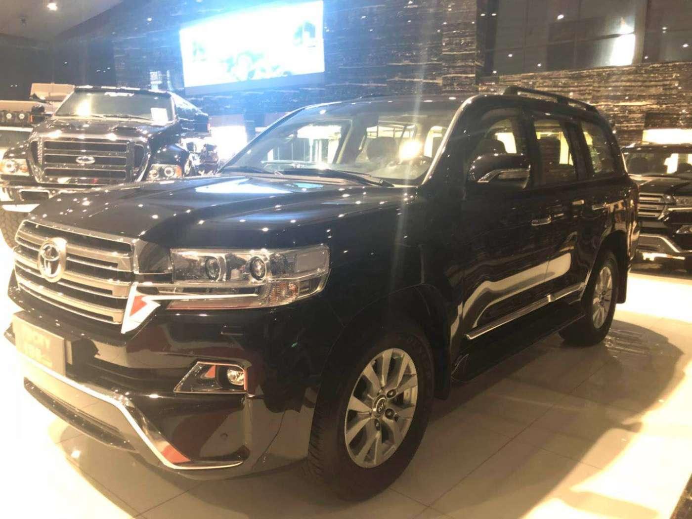 2017年04月 丰田 2016款 兰德酷路泽(进口) 4000 V6 中东版|甄选丰田-北京卡斯基汽车服务有限公司