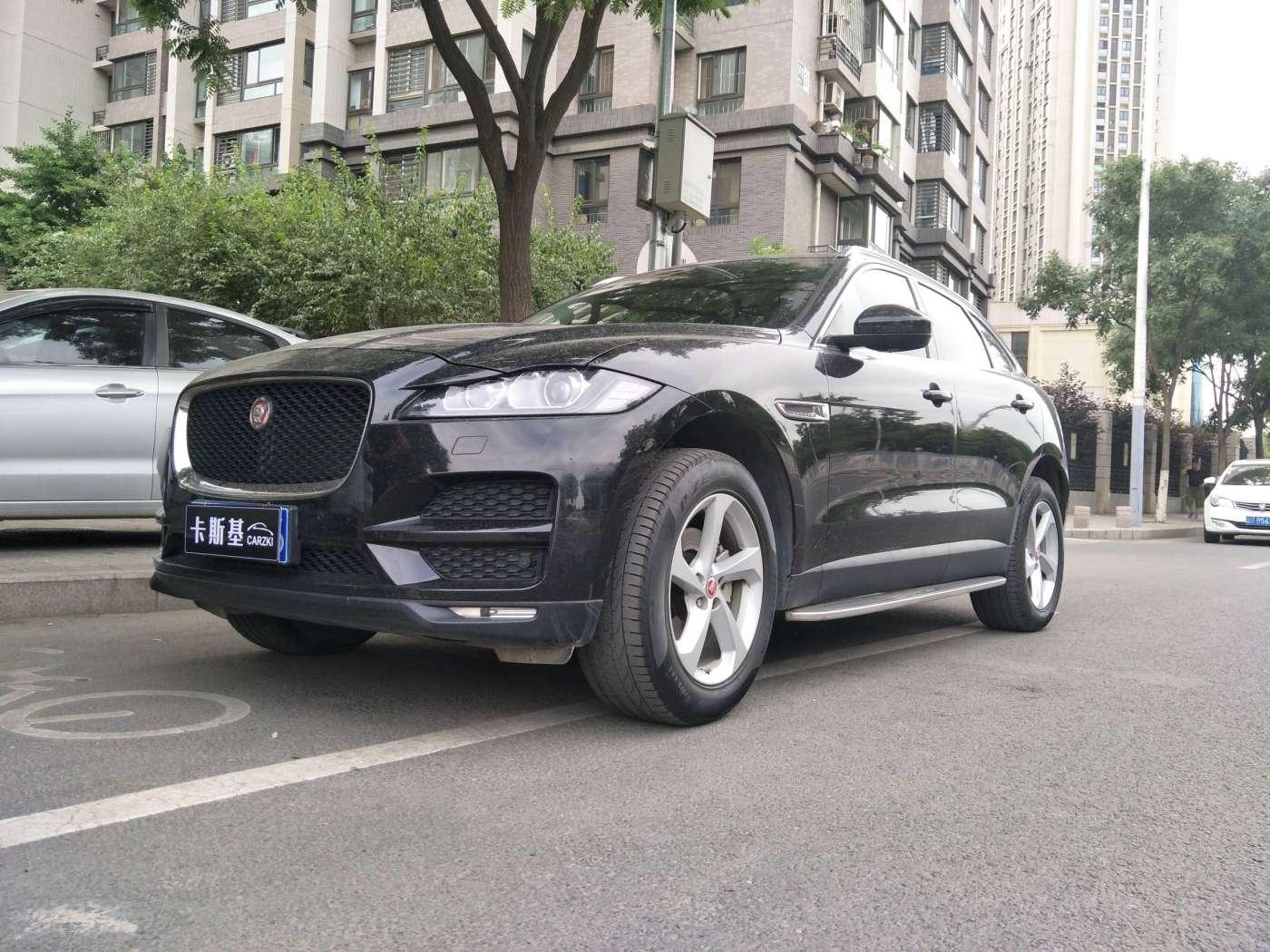 2017年01月 2016款 捷豹F-PACE 2.0T 都市尊享版|甄选捷豹路虎-北京卡斯基汽车服务有限公司