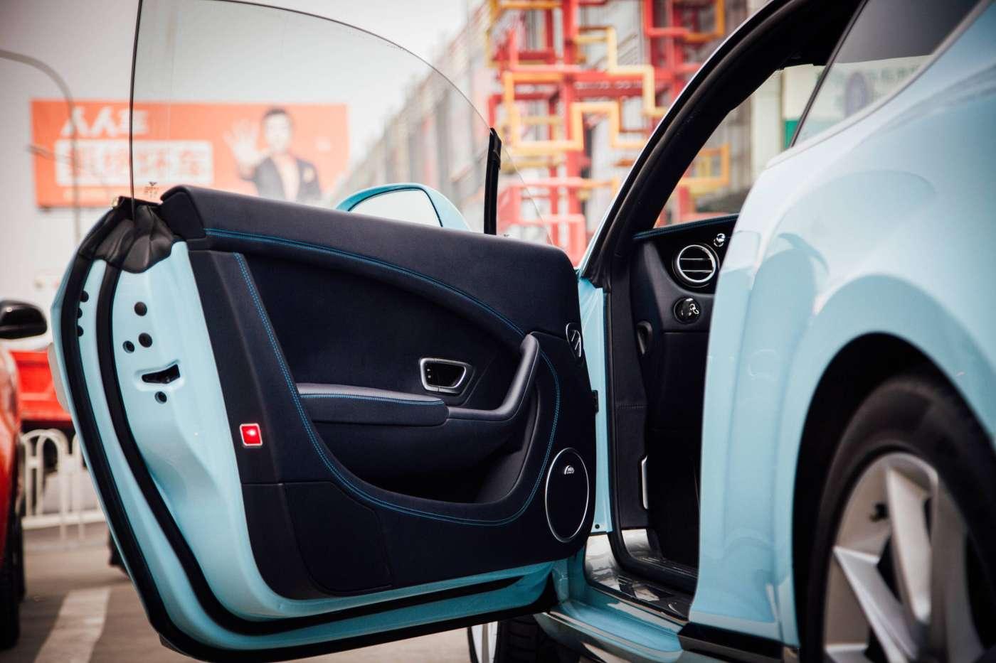 欧陆 2014款 4.0T GT V8 S 标准版 甄选宾利-北京卡斯基汽车服务有限公司