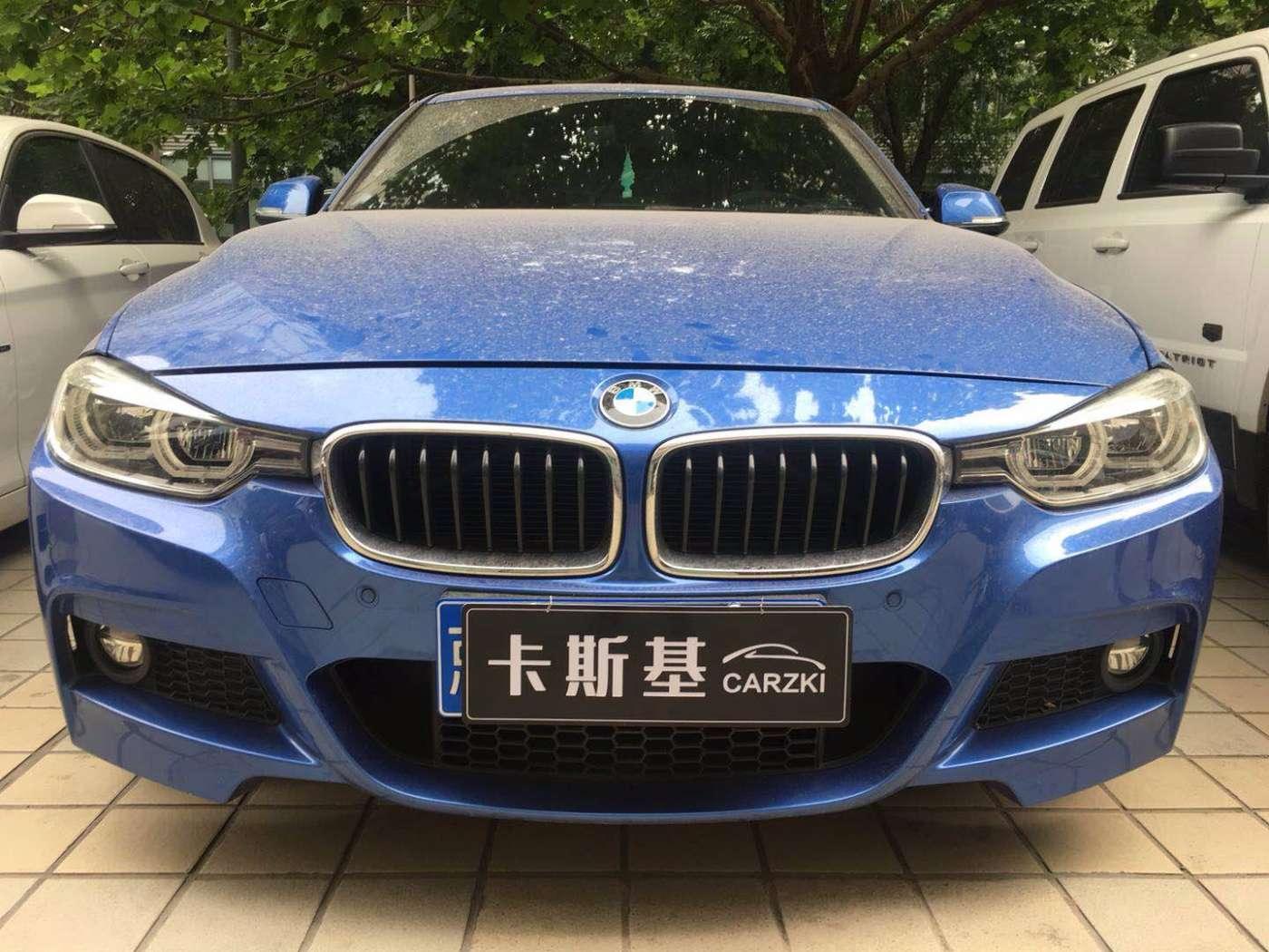 2016年09月 2016款 宝马3系 328i M运动型|甄选宝马-北京卡斯基汽车服务有限公司