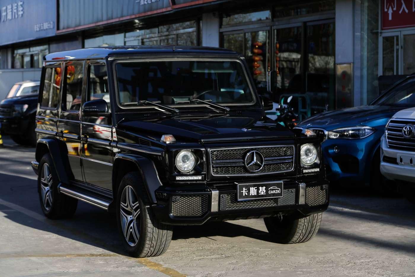 奔驰G级AMG 2013款 AMG G 63|甄选奔驰-北京卡斯基汽车服务有限公司