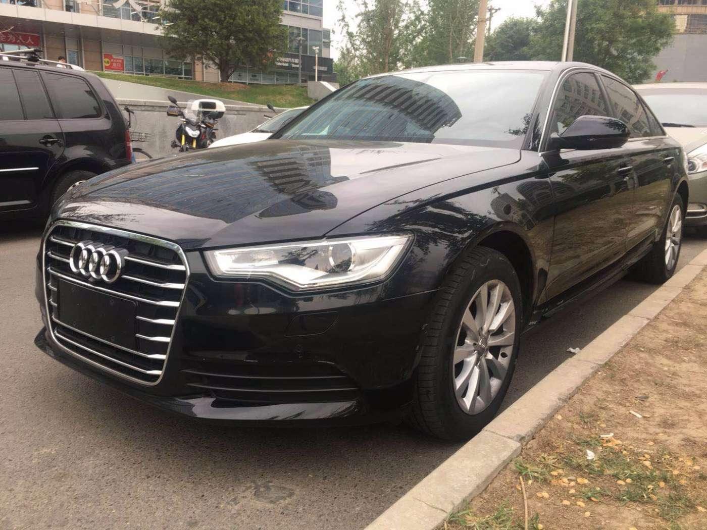 2014年09月 奥迪A6L 2014款 TFSI 舒适型|甄选奥迪-北京卡斯基汽车服务有限公司