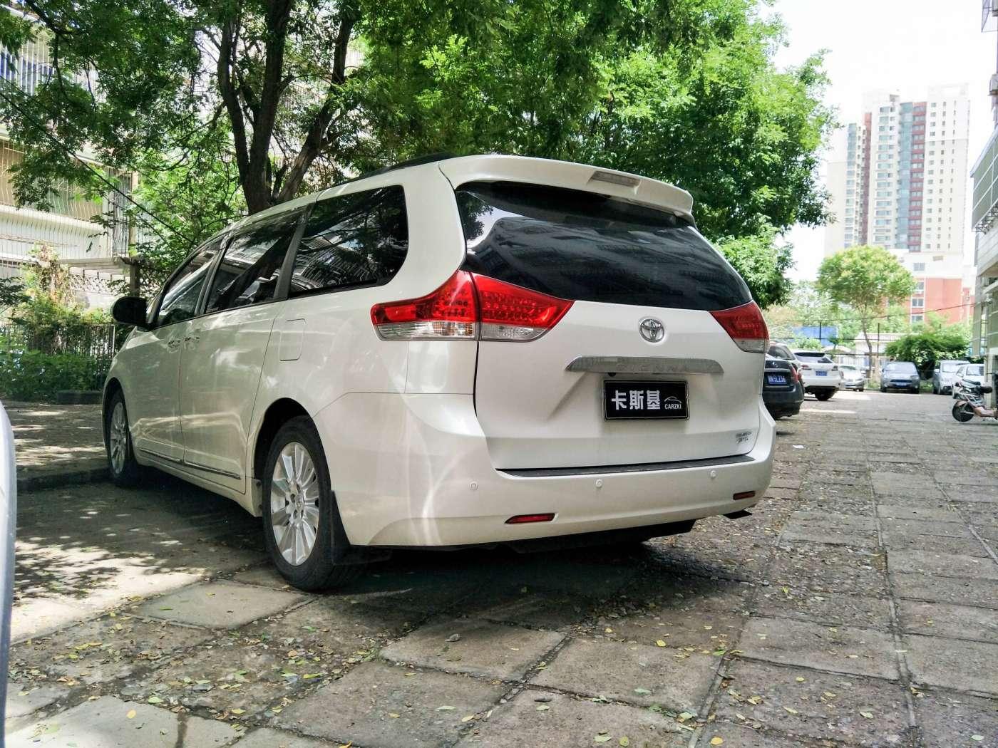 2015年04月 丰田 Sienna 2011款 3.5L 四驱自动型|甄选丰田-北京卡斯基汽车服务有限公司