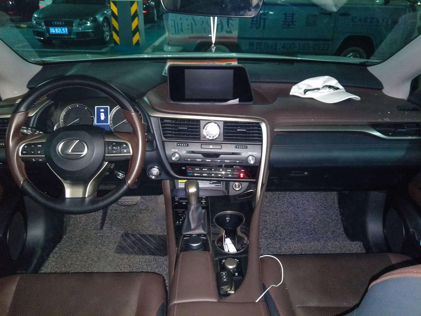 2016年01月 2016款 雷克萨斯RX 300 两驱舒适版|甄选丰田-北京卡斯基汽车服务有限公司