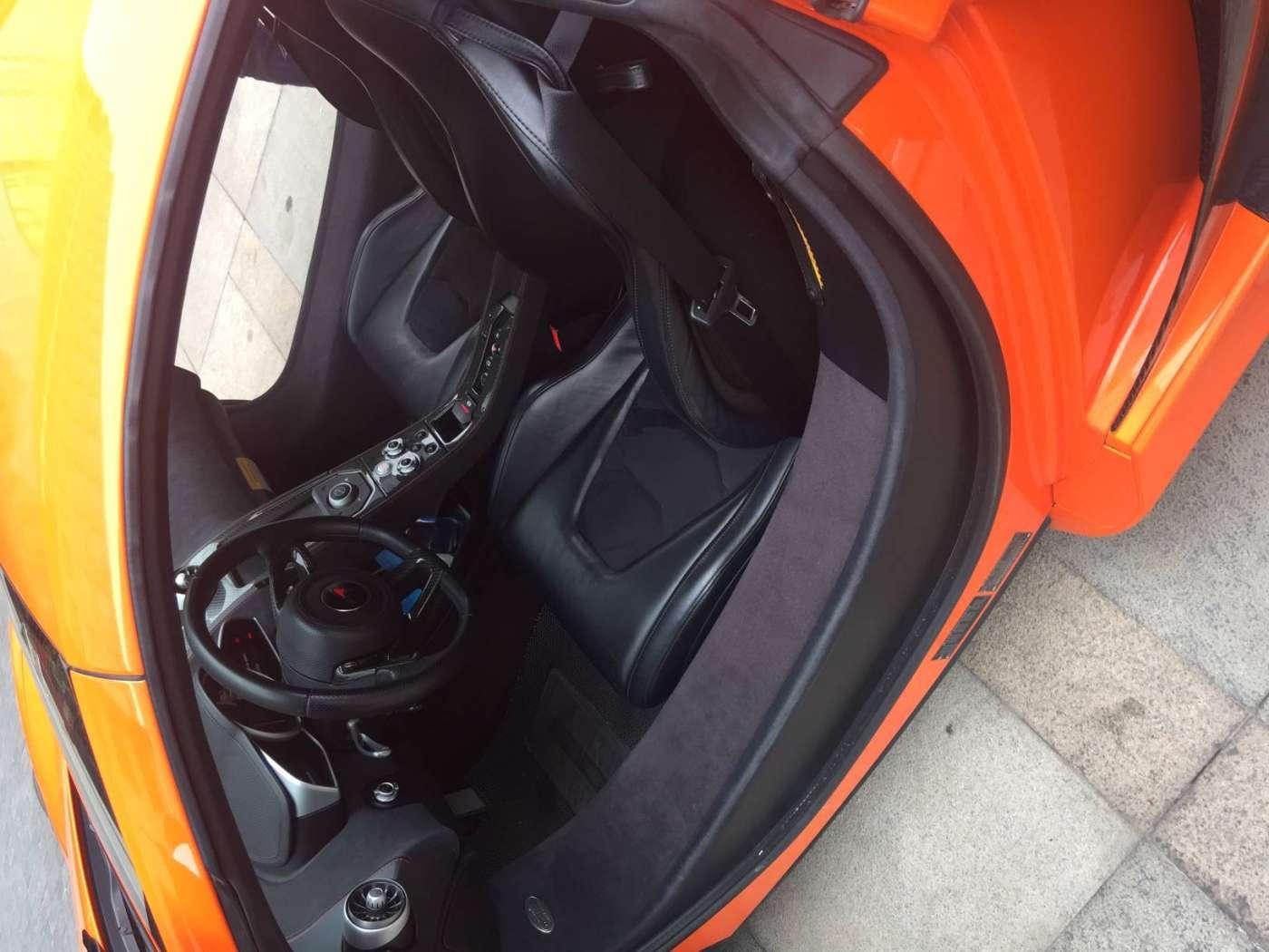 迈凯伦12C 2012款 3.8T 标准型|甄选迈凯伦-北京卡斯基汽车服务有限公司