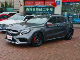 2017款  改款 AMG GLA 45 4MATIC